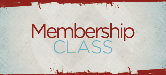 CAC Tracks – Christ Alone Church |Membership Class
