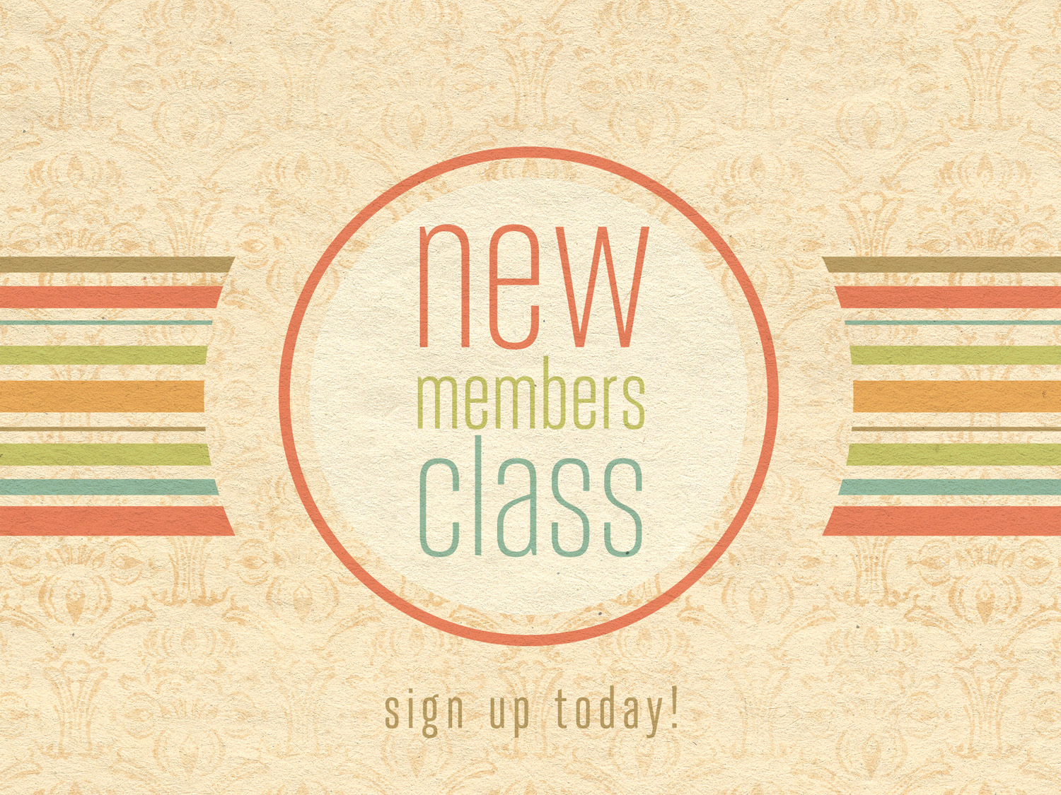 New Member: Cross Foundational Classes 1&2 - The Cross Church |Membership Class